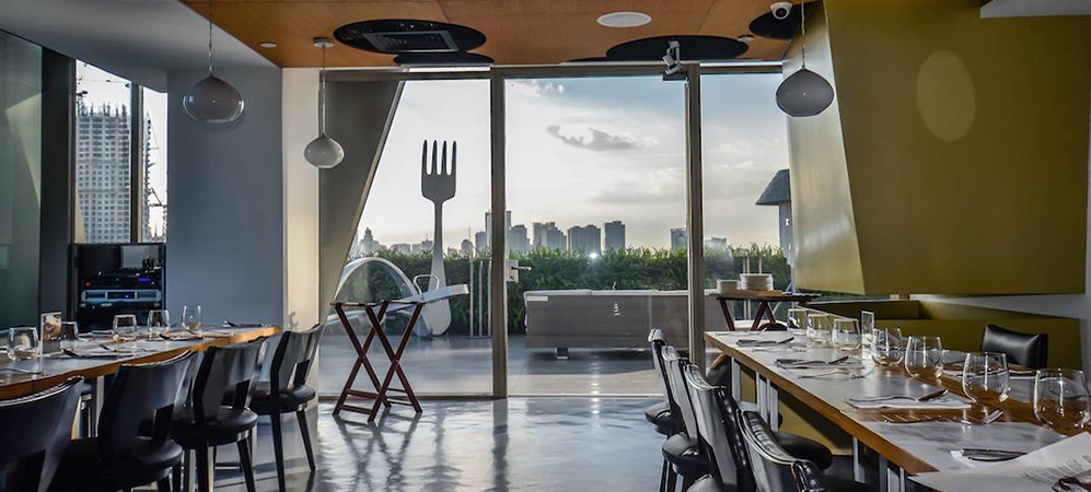 2016亚洲前50大餐厅在菲律宾
