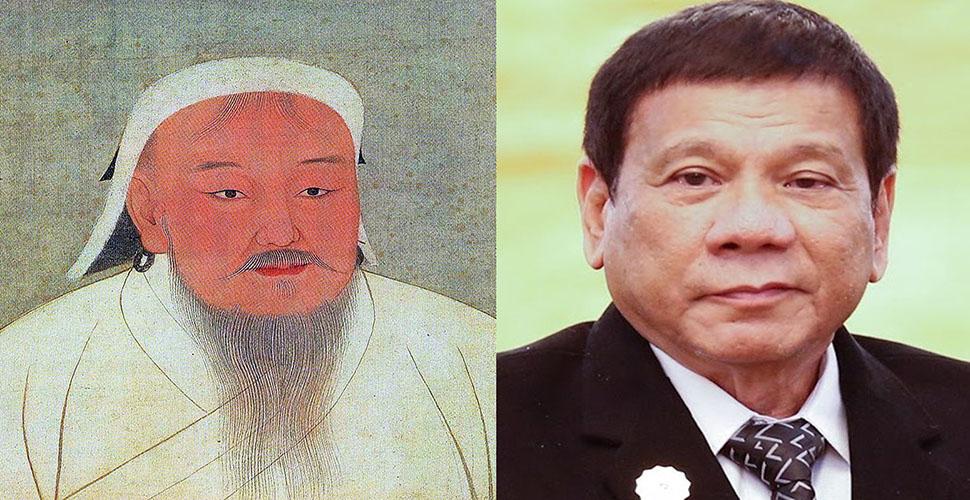 你以为杜特尔特是东方川普?他其实是菲律宾成吉思汗!