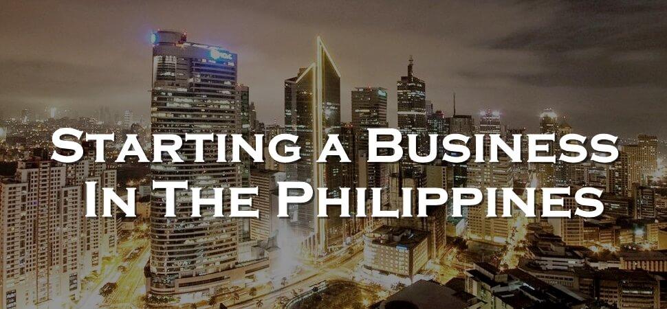菲律宾投资你需要知道注意的事情