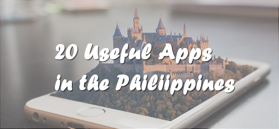 菲律宾实用的20个APP-交通、旅游类(上)