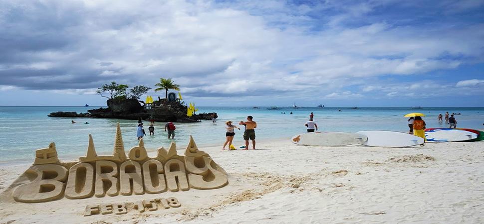 从天堂变化粪池-菲律宾长滩岛封岛